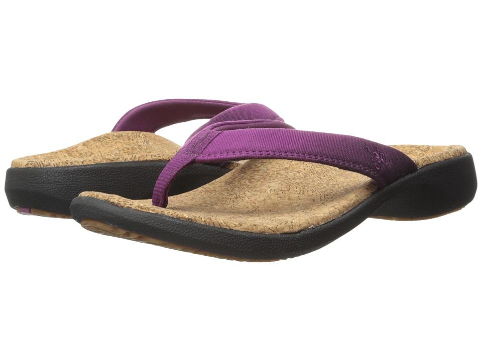 SOLE Cork Flips Gala Womens Sandals