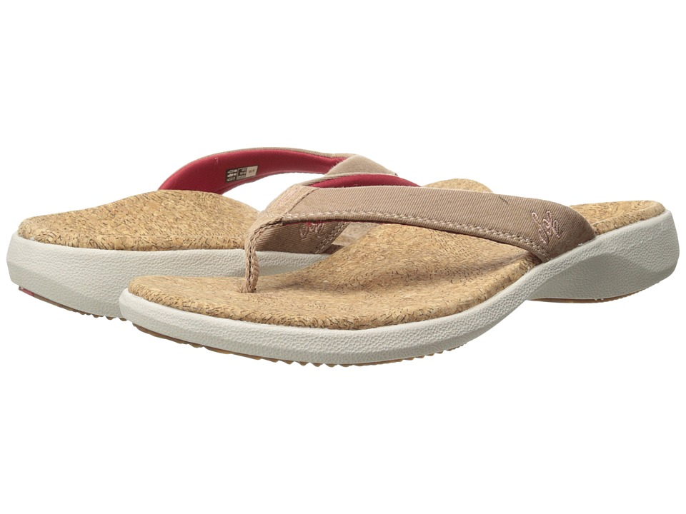 SOLE Cork Flips Dutch Womens Sandals
