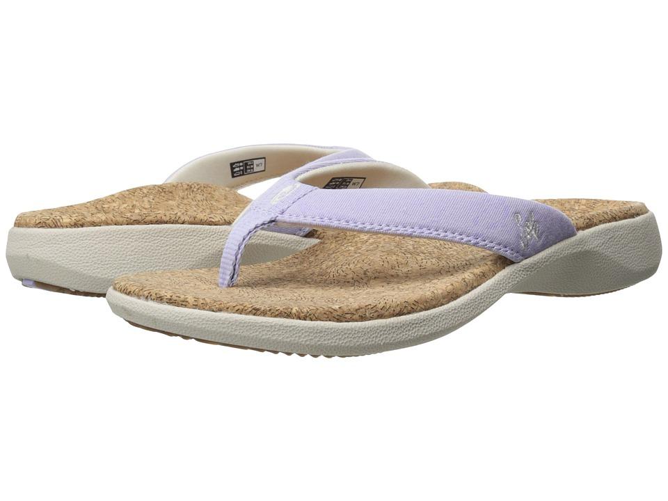 SOLE Cork Flips Aura Womens Sandals