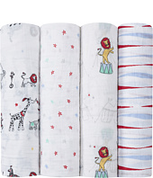 aden + anais - Classic Swaddling 4-Pack