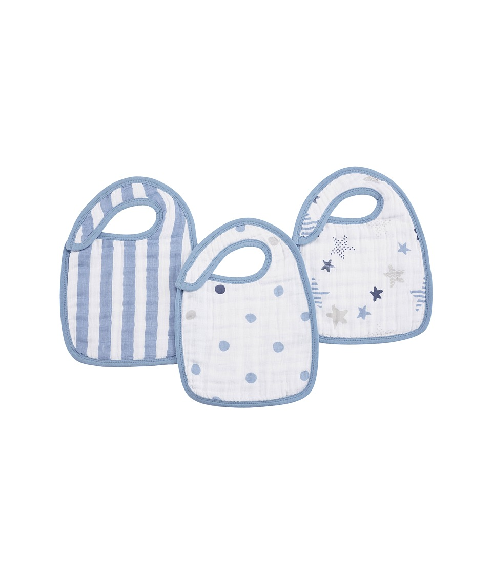 aden + anais - Classic Snap Bib (Rock Star) Accessories Travel