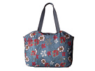Haiku Everyday Tote (River Floral Print)