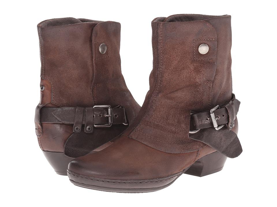 Miz Mooz - Evelyn (Chestnut) Cowboy Boots