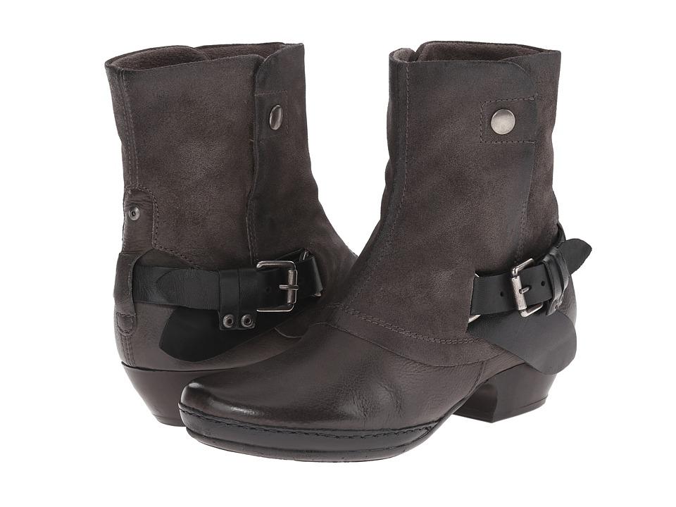 Miz Mooz - Evelyn (Grey) Cowboy Boots