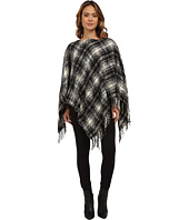 LAUREN by Ralph Lauren - Tartan Plaid Poncho