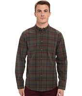 Obey - Jensen Long Sleeve Woven Top