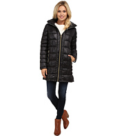 MICHAEL Michael Kors - 3/4 Packable Down w/ Hood
