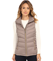 MICHAEL Michael Kors - Stand Collar Packable Vest