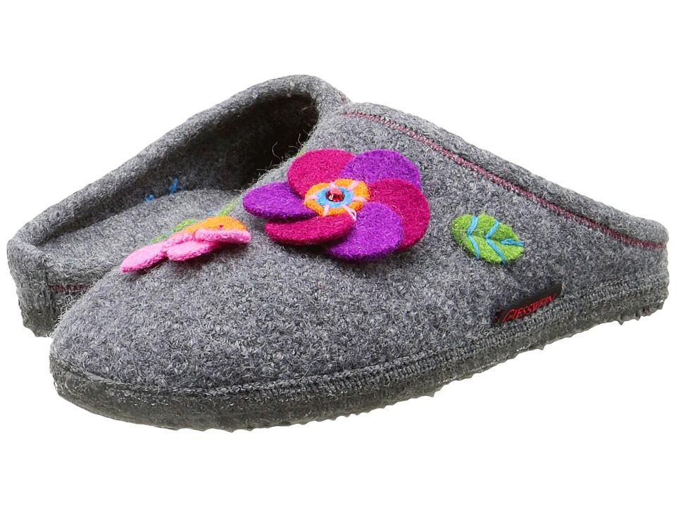 Giesswein Flora Schiefer Womens Slippers