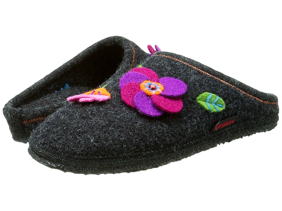 Giesswein Flora (Charcoal) Slippers