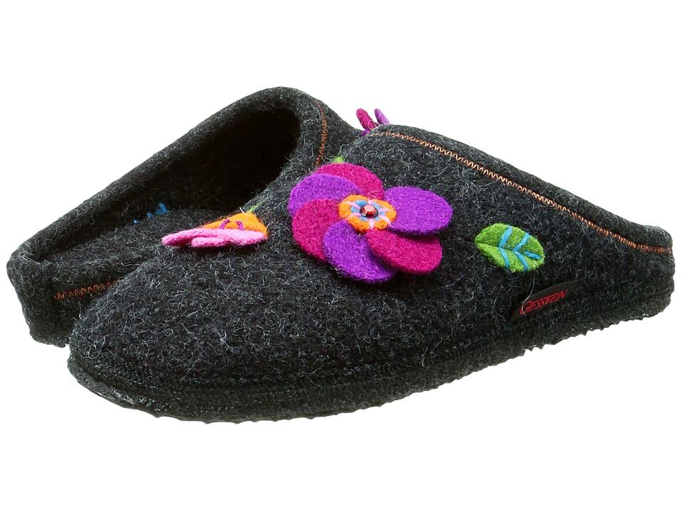 Giesswein Flora Charcoal Womens Slippers