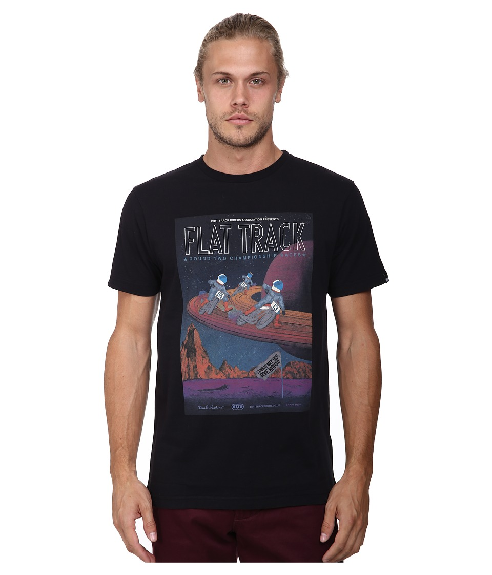 Deus Ex Machina Dirty 6 Tee Black Mens T Shirt