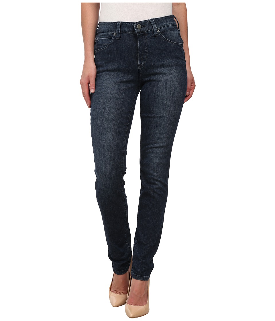 Miraclebody Jeans Skinny Sanded Jeans in Berkshire Blue Berkshire Blue Womens Jeans