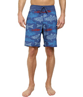 Vineyard Vines - Fish Dots Boardshorts