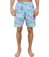 Vineyard Vines - Tropical Leaves Chappy Trunk