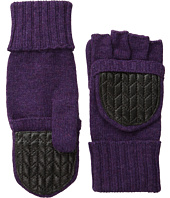 LAUREN Ralph Lauren - Quilted Nappa Glove Mitt