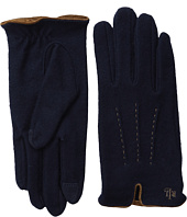 LAUREN by Ralph Lauren - Contrast Points Touch Glove