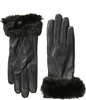 LAUREN by Ralph Lauren - Fur Cuff Glove