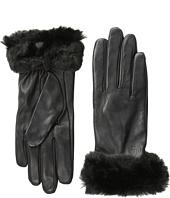LAUREN Ralph Lauren - Fur Cuff Glove