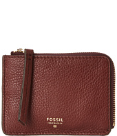 Fossil - Sydney Zip Coin