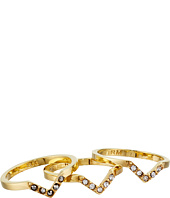 Rebecca Minkoff - Set of Three Rings