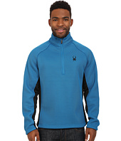 Spyder - Pitch Half Zip Heavy Weight Core Sweater