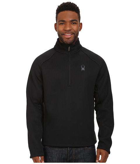 Spyder Pitch Half Zip Heavy Weight Core Sweater