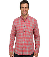 Kenneth Cole Sportswear - Long Sleeve Tonal Gingham Shirt