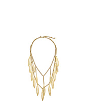 Rebecca Minkoff - Leaf Statement Necklace