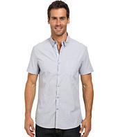 Kenneth Cole Sportswear - Short Sleeve End on End Shirt