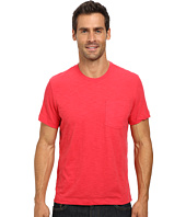 Kenneth Cole Sportswear - Short Sleeve Crew Neck Pocket T-Shirt
