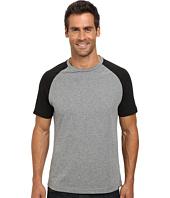 Kenneth Cole Sportswear - Short Sleeve Raglan Speckled T-Shirt