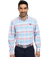 Vineyard Vines - Gidley Plaid Harbor Shirt