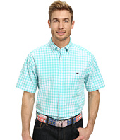 Vineyard Vines - Short Sleeve Tucker Shirt-Weatherly Ging