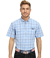 Vineyard Vines - Short Sleeve Harbor Shirt-Wakehurst Plaid