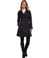 LAUREN Ralph Lauren - Kent Skirted Trench