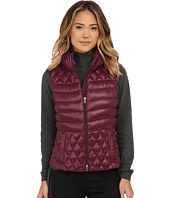 LAUREN by Ralph Lauren - Vest w/ Side Faux Leather Buckle