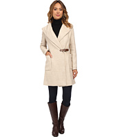 LAUREN Ralph Lauren - Buckle Front Wrap Coat