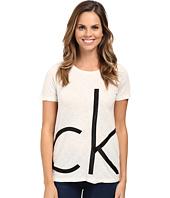 Calvin Klein Jeans - Frayed Tee