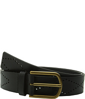 Fossil - Diamond Perforated Belt