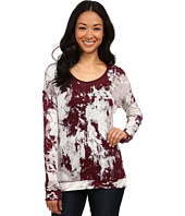 Calvin Klein Jeans - Long Sleeve U-Neck Printed Top