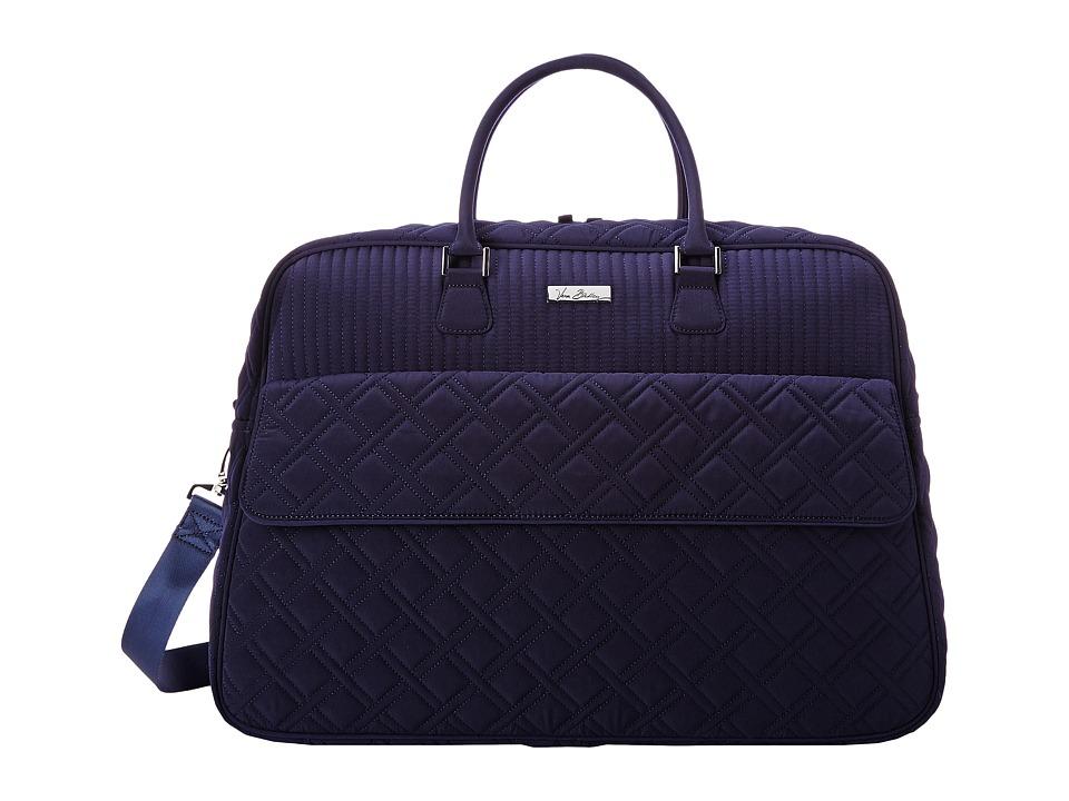Vera Bradley Luggage - Grand Traveler (Classic Navy) Duffel Bags
