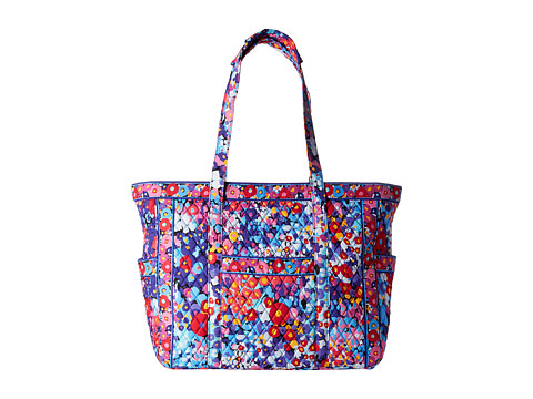 Vera Bradley Luggage Get Carried Away Tote