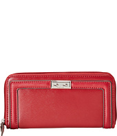 Nine West - Interal Affairs SLG Zip Around