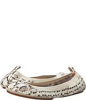 Yosi Samra - Samara Rattlesnake Leather Fold Up Flat
