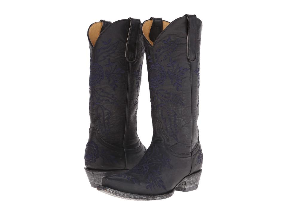 Old Gringo Carmen II Black Cowboy Boots