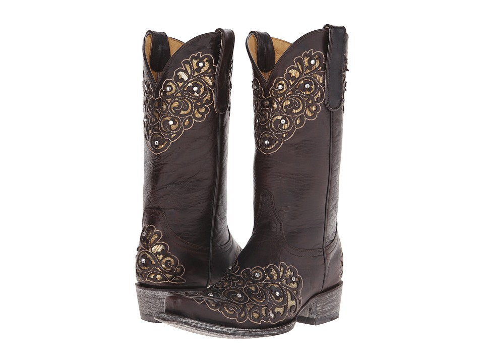 Old Gringo - Freesia (Chocolate) Cowboy Boots