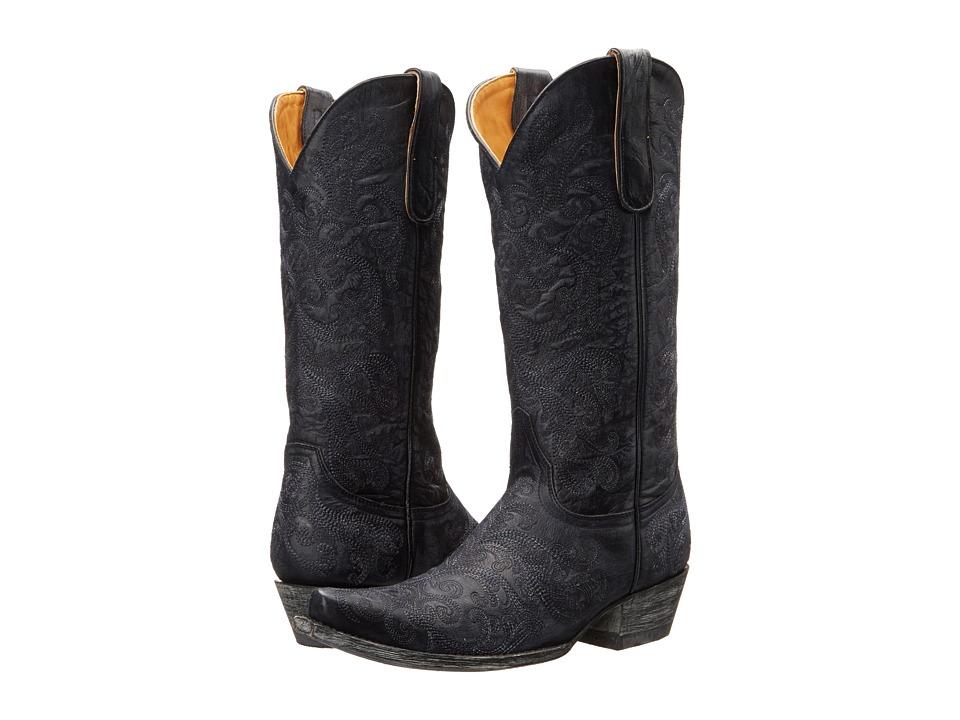 Old Gringo - San Saba (Blue) Cowboy Boots