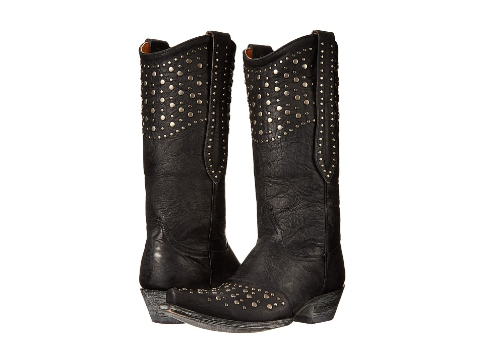 Old Gringo - Leigh Ann (Black) Cowboy Boots