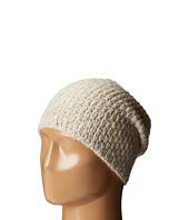 LAUREN by Ralph Lauren - Oversized Honeycomb Cuff Hat